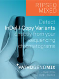 Pathogenomix RipSeq Mixed handles InDels