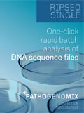 Pathogenomix RipSeq Single - Rapid sequence analysis of single organism samples